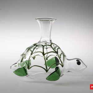 Massimo Lunardon Wine Decanter - Turtle