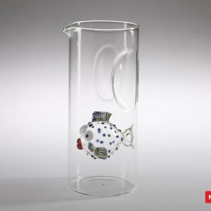 Massimo Lunardon Water Pitcher - Parrot Fish
