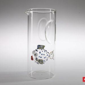 Massimo Lunardon Water Pitcher - Parrot Fish