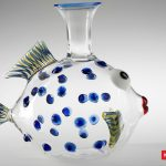 massimo-lunardon-wine-decanter-parrot-fish