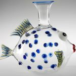 massimo-lunardon-wine-decanter-parrot-fish-2