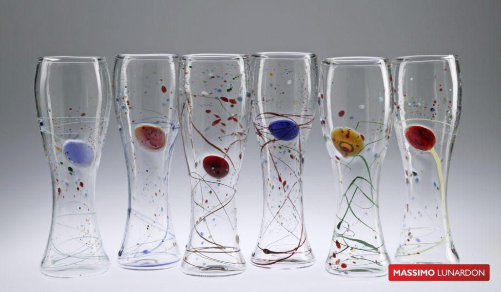Massimo Lunardon Weizen Beer Glass