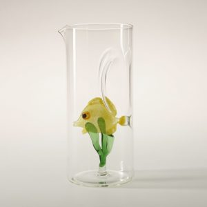 Massimo Lunardon Water Pitcher - Surgeon Fish