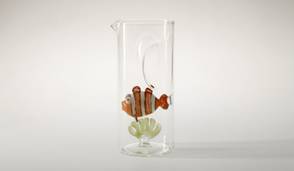 Massimo Lunardon Water Pitcher - Clown Fish
