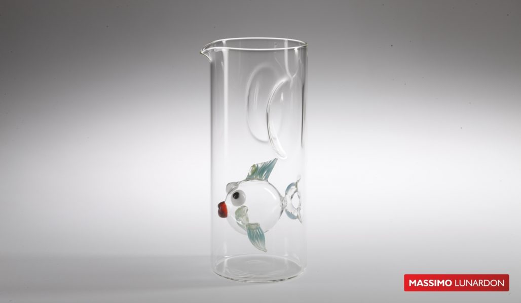 Massimo Lunardon Water Pitcher - Carp