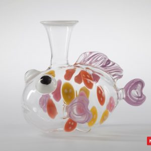 Massimo Lunardon Wine Decanter - Exotic Fish