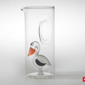 Massimo Lunardon Water Pitcher - Pelican