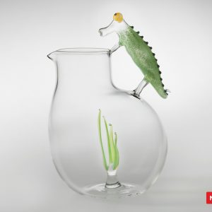 Massimo Lunardon Wine Decanter - Alligator