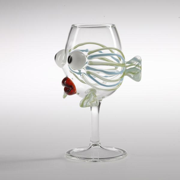 Massimo Lunardo Mini Goblet Tropical Fish
