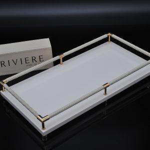 Riviere Luxury Tray - Vanity Tray