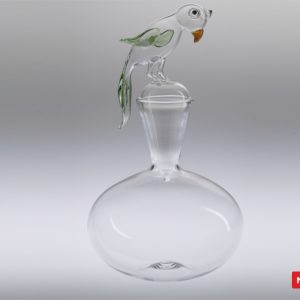 Massimo Lunardon Wine Decanter - Parrot
