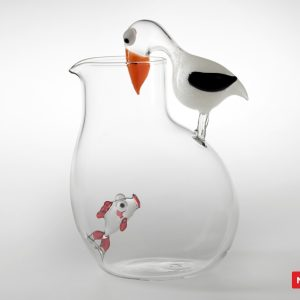 Massimo Lunardon Wine Decanter - Pelican