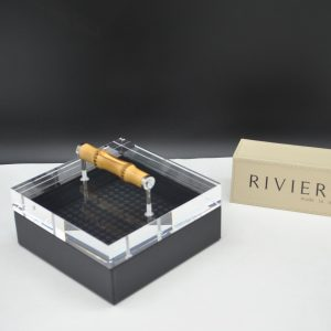 Riviere Luxury Box - Black Leather