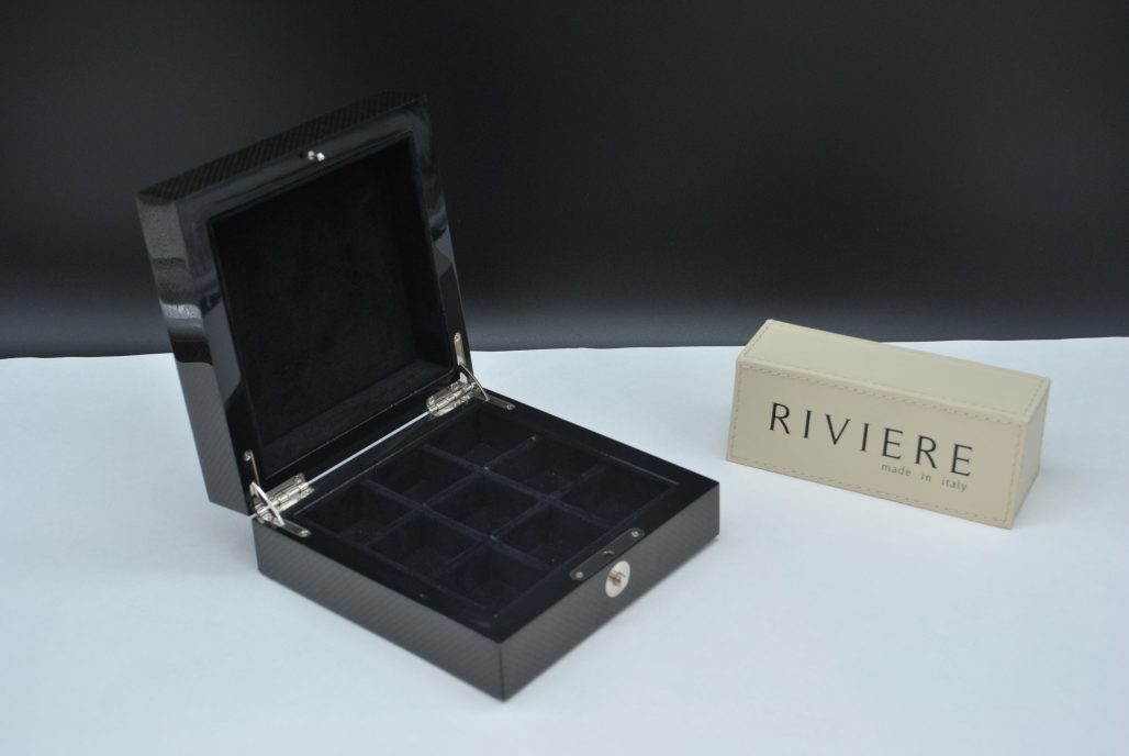 Riviere Luxury Box - Carbon