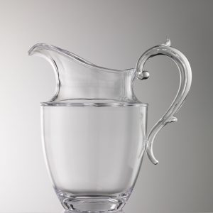 Mario Luca Giusti Water Pitcher - Clear