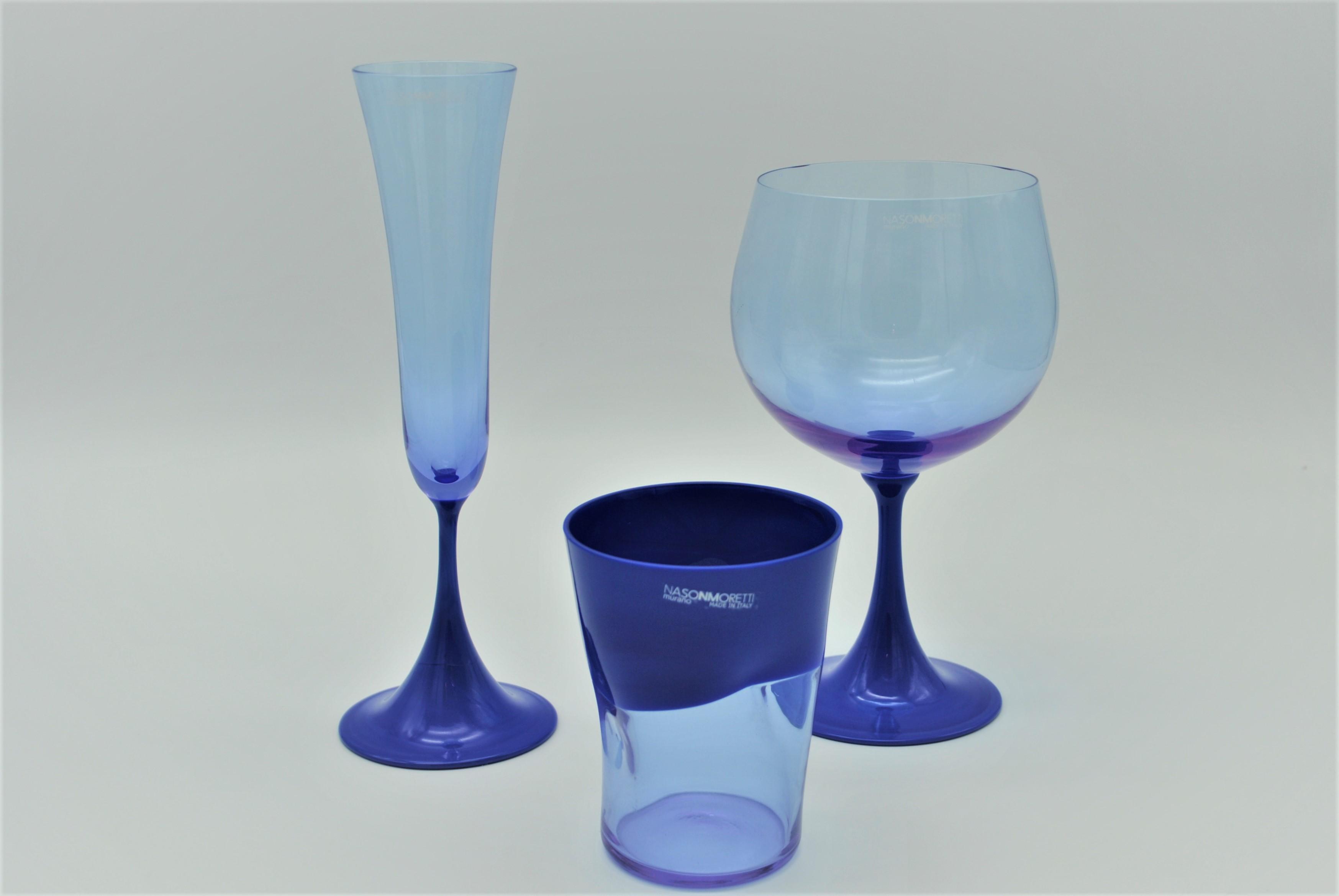 f3e59c0e4b34e NasonMoretti Burlesque Wine Glasses