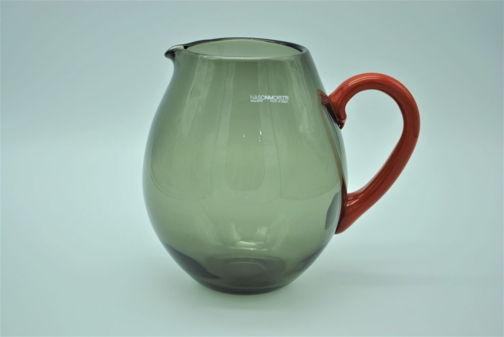 NasonMoretti Dandy Glass Pitcher