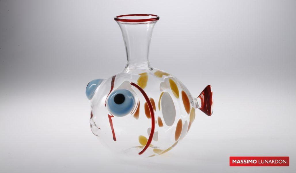 Massimo Lunardon Wine Decanter - Fishpool