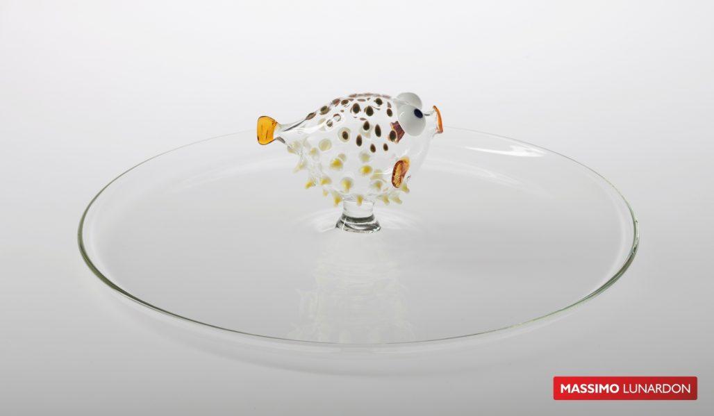 Massimo Lunardon Blowfish Tray