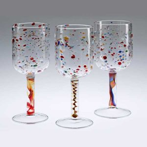 Massimo Lunardon Amarone Wine Glass