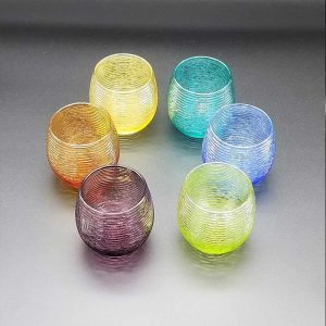 IVV – Multicolor Tumblers (Set of 6)