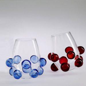 Massimo Lunardon Bubbles Glasses (set of 2)
