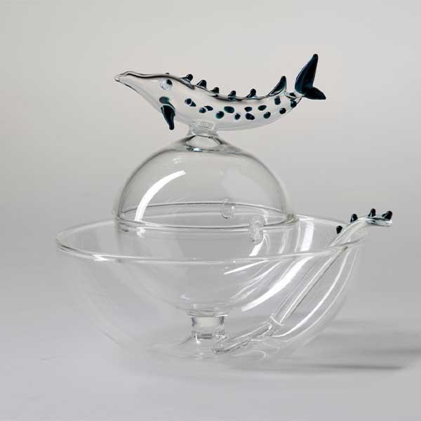 Massimo Lunardon - Caviar Bowl