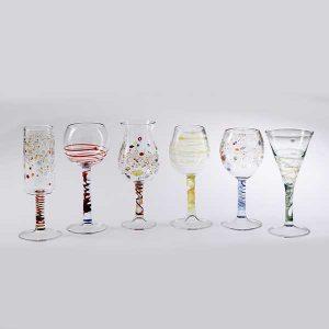 Massimo Lunardon - Maggiolini Liquor Glasses (Set of 6)