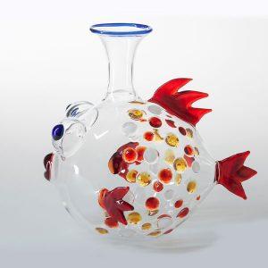 Massimo Lunardon – Tropical Fish Decanter